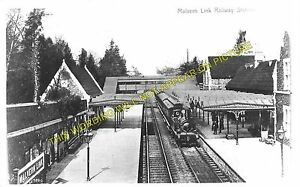 Malvern-Link-Railway-Station-Photo-Worcester-Great-Malvern-Great-Western-Rly