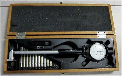 Scherr Tumico Bore Gauge 2 To 6 Goodson Wood Box Mcb-06 41120 Made In Japan