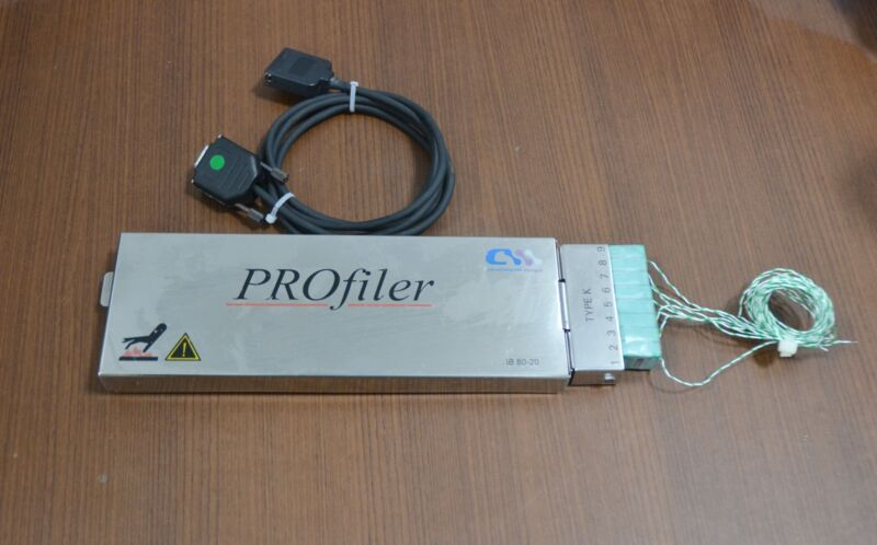 PROFILER TPS016 16 CHANNEL DATALOGGER