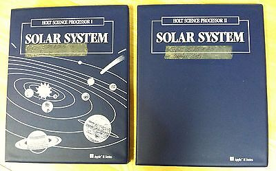 Разное Solar System Holt Science Processor