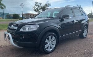 2010 Captiva 4x4 Diesel 7 Seater Automatic. LOW KMs!! Awesome Value!! Holtze Litchfield Area Preview