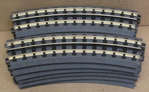 MTH Realtrax 40-1042 O-42 Curve Track (Hallow Rail) FULL CIRCLE (12) O-Gauge LN