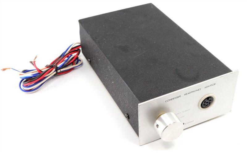 MIIDA By Napolex HX-140 Electret Condenser Headphones Receiver ONLY