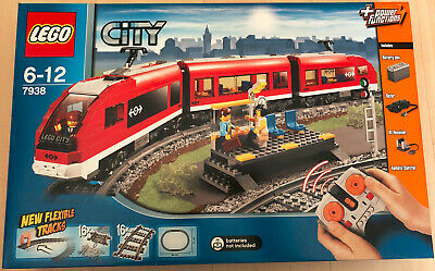 LEGO City Passenger Train - 7938 - Brand New Sealed Set inc.Remote Control