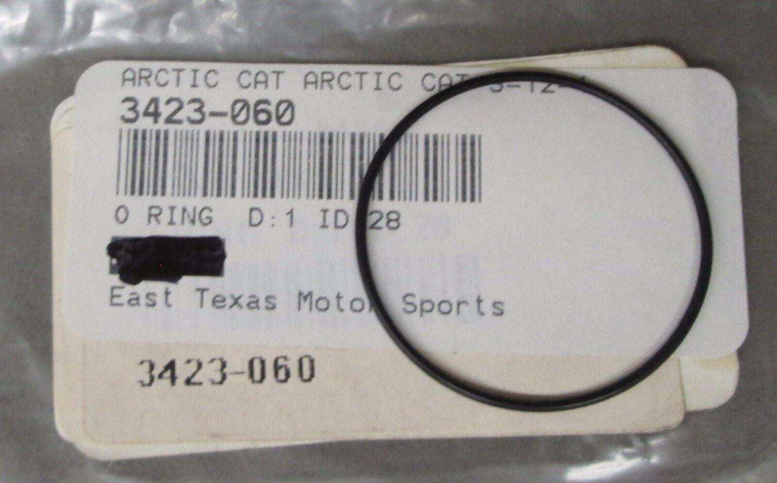 ARCTIC CAT 3423-060 OEM O-RING D:1 ID:28 FITS 01-05 250 4X4/00-02 500 4X4 & MORE