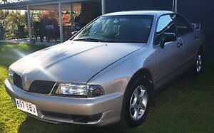 2002 Mitsubishi Magna Sedan Redland Bay Redland Area Preview