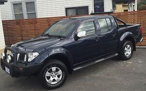 2008 Nissan Navara ST-X 4X4 *12 month warranty* South Launceston Launceston Area Preview