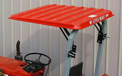 Sun Guard Tractor Mower Canopy Sunshades Fits All Rops
