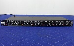 RANE PE 17 5 BAND PARAMETRIC EQUALIZER w/ POWER SUPPLY FREE US SHIPPING