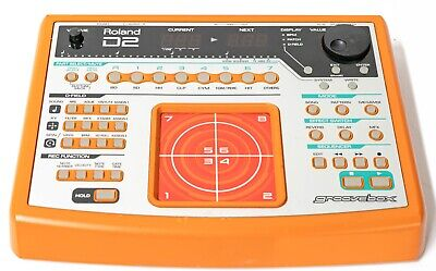 Roland D2 Compact Performance Groovebox Sequencer / Sound Module