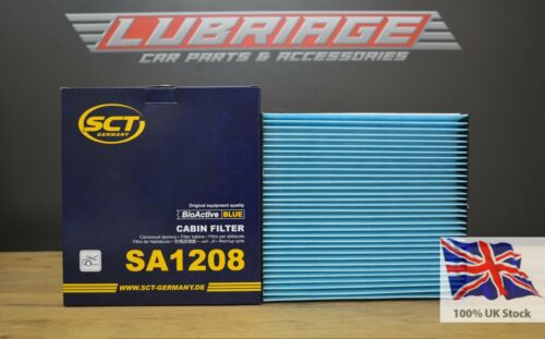 Cabin filter SA1208 for LEXUS IS + IS SportCross  Made in Germany