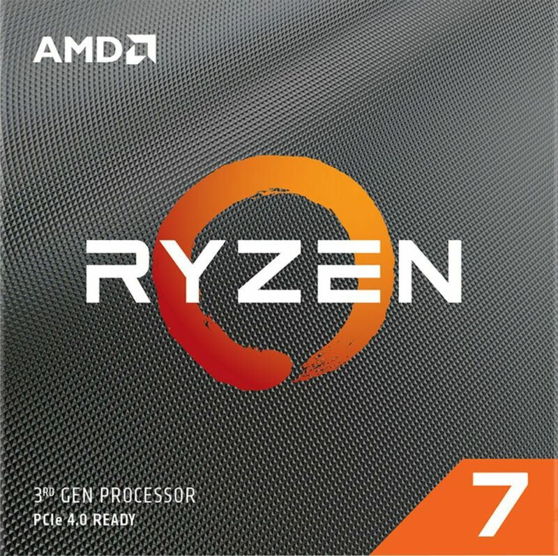 AMD - Ryzen 7 3700X 3rd Generation 8-Core - 16-Thread 3.6 GHz (4.4 GHz Max Bo...