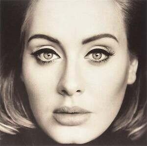NEW CD Adele 25 - 109983345 - MUSIC RECORD