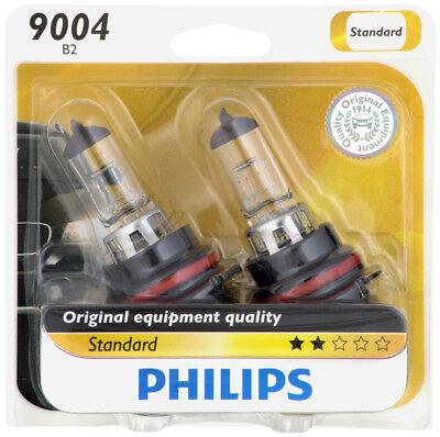 - Headlight Bulb-Standard - Twin Blister Pack PHILIPS 9004B2