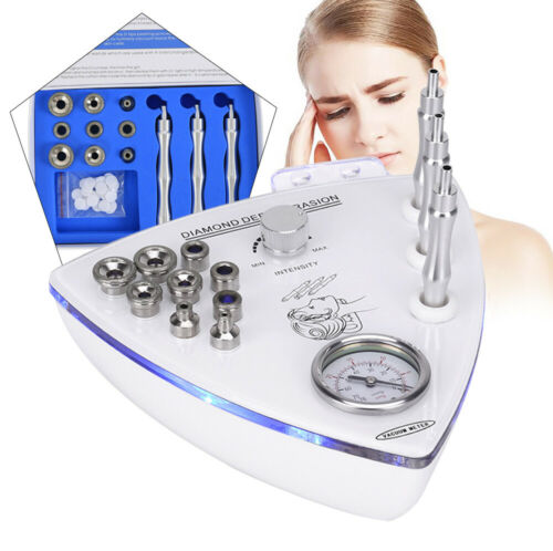 Professional Diamond Dermabrasion Microdermabrasion Skin Car