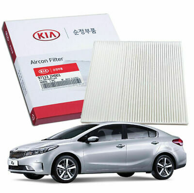 Premium Active Carbon Air Conditioner Cabin Filter for KIA 2011-2013 Optima K5