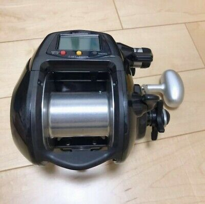 838f95e3a3a Shimano BeastMaster 9000 Electric Fishing SaltWater Reel Big Game Tested  Used