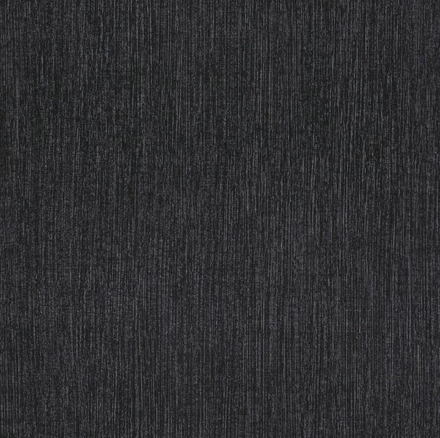 Tapete Kinderzimmer rasch Kids & Teens 232806 Uni einfarbig schwarz silber