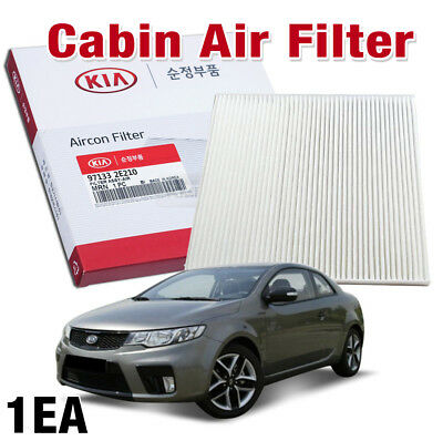 Active Carbon Air Source Conditioning Cabin Filter for KIA 2003-2008 Cerato