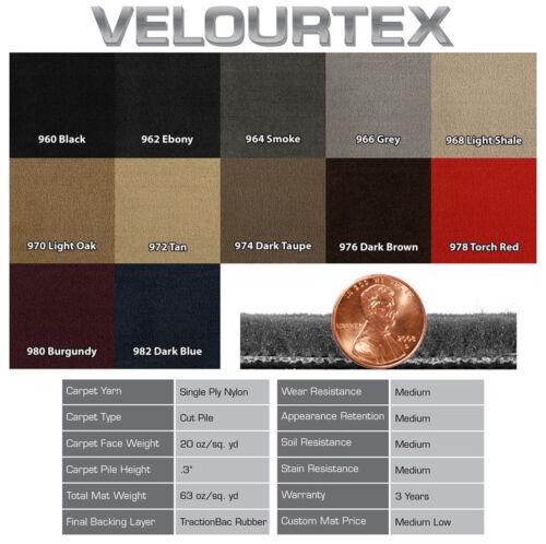 ::Lloyd Carpet 2pc Floor Mats for 2010-2015 Chevrolet Camaro - Choose Color & Logo