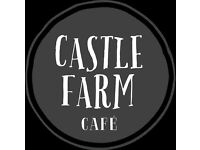 Castle Farm Cafe - Part Time Waiter/Waitress