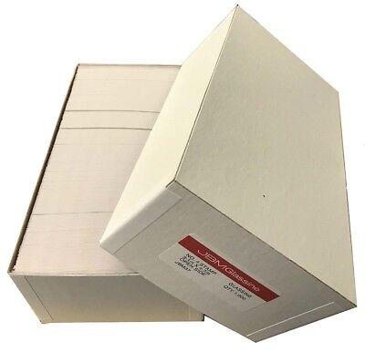 JBM Glassine Small Stamp Envelopes #4 4 7/8 x 3 1/4 Box Of 1000 Quality Wax Bags