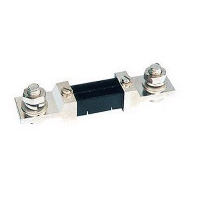 Shunt Resistor For Dc 300a 75mv Current Meter Ammeter