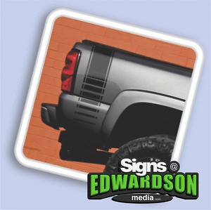 For Sale - Dodge and Chevy Bed Stripe Kits - from just $34.27