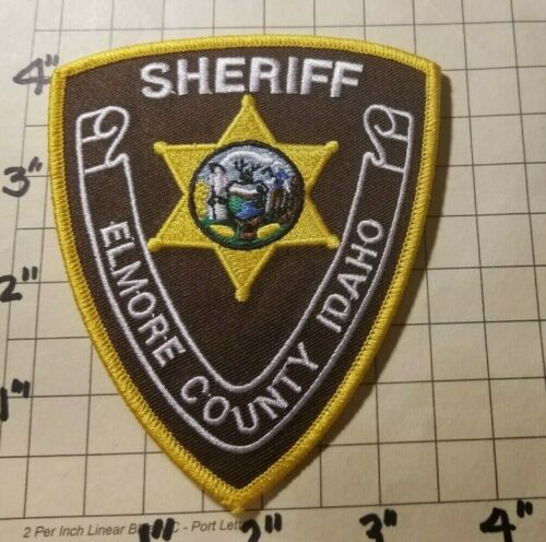 Elmore County (Mountain Home, ID) Sheriff