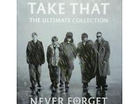 Take That cd