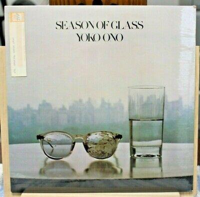 Yoko Ono – Season Of Glass (Yoko Glasses)