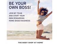 Join My Body Shop Tribe