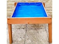 Water / Sand Play Table