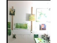 Artists Studio to Rent £325 pcm in Stamford hill/Manor House - Harringay Warehouse District