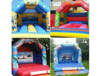 Bouncy castle from £35 frozen/party/slide/minions/cars/planes/disney