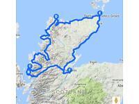 Travel Partner Female - Scotland Highlands
