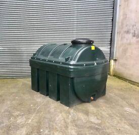 Bunded Oil Tank 1800Litre