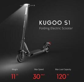 Electric Scooter KUGOO S1