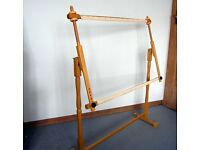 Foor Standing Qulting/Tapestry/Rugging Frame