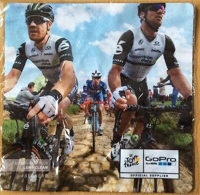 GoPro Brillenputztuch Motiv Tour de France 2 OVP