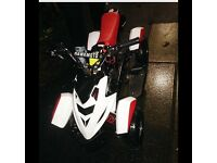 Kids 50cc quad bike