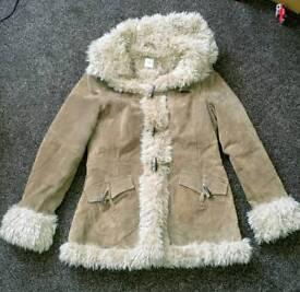 New Look coat size 14