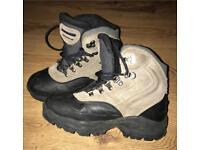 HI-TEC boots, used, size UK5