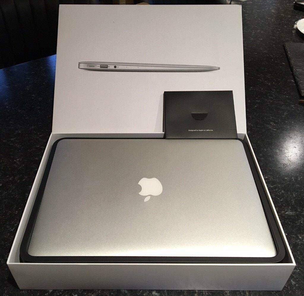 Apple Macbook Air 2013very good condition (no faults) wth charger and Apple Superdrive (CD/DVDin Aldershot, HampshireGumtree - Apple MacBook Air 2013 (£1300 when it was new) with Apple USB Superdrive (RRP £79), charger and case. Very good condition, no scratches/ marks and in full working order. Reset to factory settings in the Apple store. Very fast processor, and no...