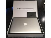 Apple Macbook Air 2013 - very good condition (no faults) wth charger and Apple Superdrive (CD/DVD)