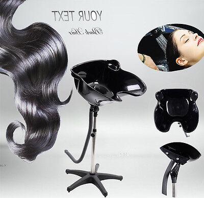 Adjustable Hairdressing Wash Hair Washing Basin Salon Shampoo Sink Hairdresser