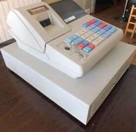 Electric Cash Register, never used. Cavendish model £45 Buyer collects. 07956177956 to view.