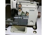 (£350) 3/5 Thread Industrial Overlock machine M8 0ND