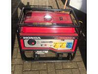 Honda EM3100cx petrol generator