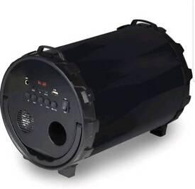 BNIB AKAI Bluetooth Sound Cannon RRP £80 Free Delivery